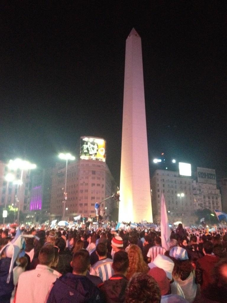 Argentinidad al palo