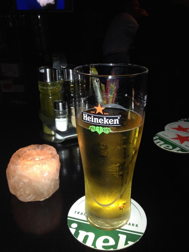 """La verdadera """"experiencia Heineken"""" :p"""