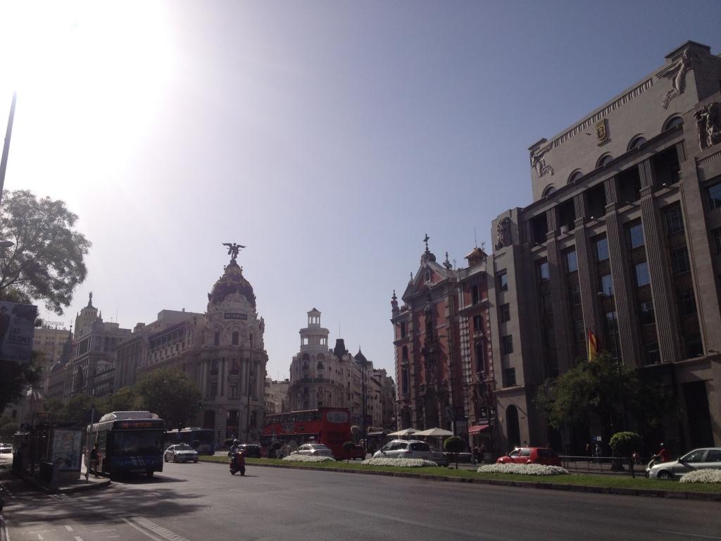 Madrid o Baires?