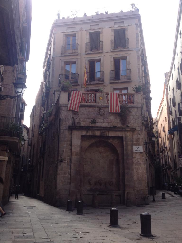 El Gotico bien catalan